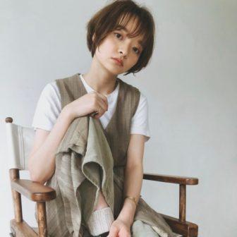 コンパクトショートボブ|美容室【CIECA.】野元 亮太のヘアスタイル