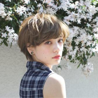 フレンチショートボブ|表参道の美容室 ローブ アオヤマ(LOAVE AOYAMA)佐脇 正徳のヘアスタイル