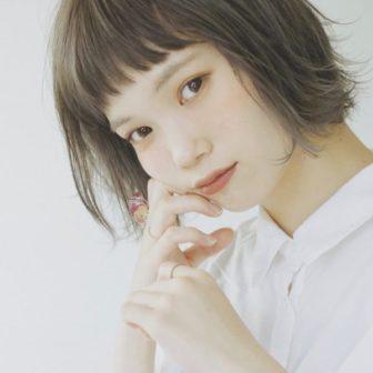 エフォートレスボブ|美容室【CIECA.】野元 亮太のヘアスタイル