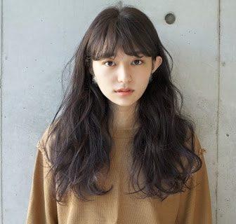 ナチュラルなパーマスタイル|美容室【LOAVE AOYAMA】佐脇 正徳のヘアスタイル