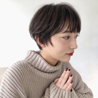 ナチュラルショート|【CIECA.】野元亮太のヘアスタイル・ヘアアレンジ・髪型|LALA[ララ]