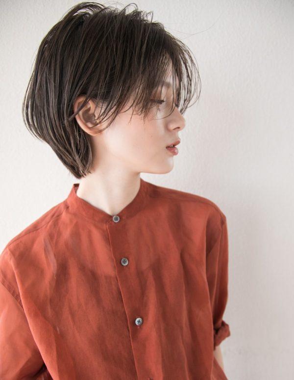 大人カジュアルショート|【AFLOAT D'L】柳原 弘樹のヘアスタイル・ヘアアレンジ・髪型