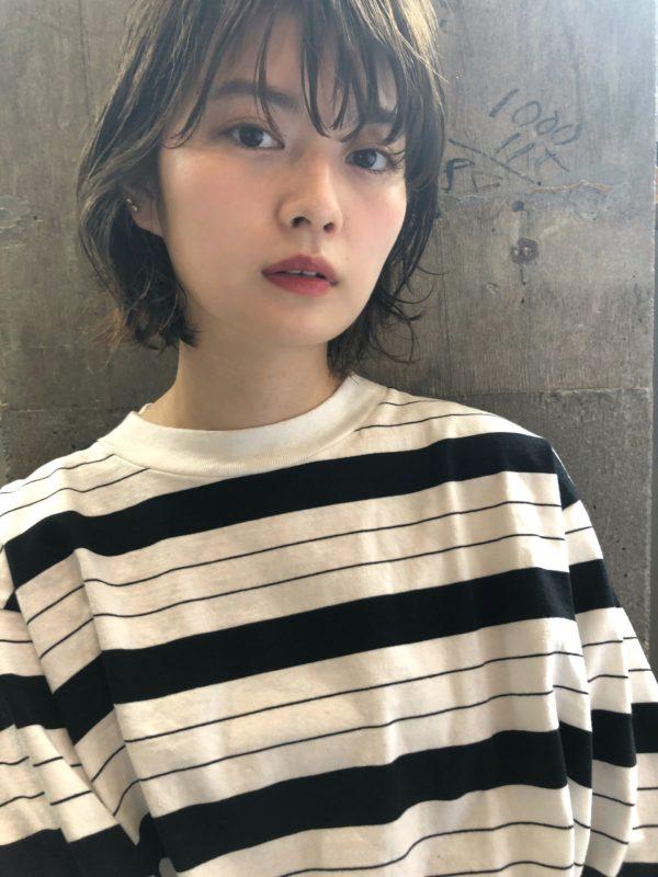 ニュアンスボブ ピープル オモテサンドウ(people omotesando)椎 健太郎のヘアスタイル画像