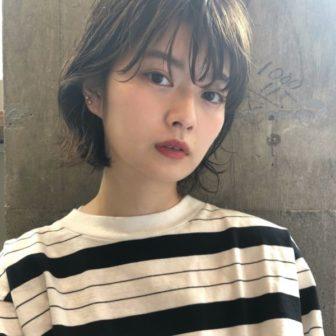 ニュアンスボブ|【people】椎 健太郎のヘアスタイル|ヘアカタログLALA [ララ]