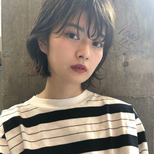 ニュアンスボブ|ピープル オモテサンドウ(people omotesando)椎 健太郎のヘアスタイル画像