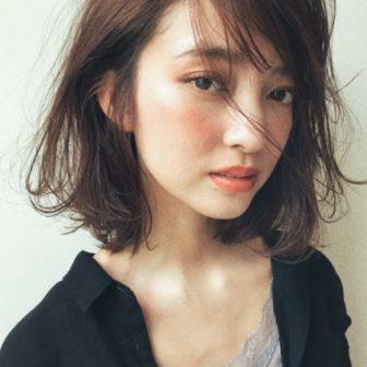 センシュアルミディ|【GARDEN harajuku】 安倍 千晶のヘアカタログ|LALA [ララ]
