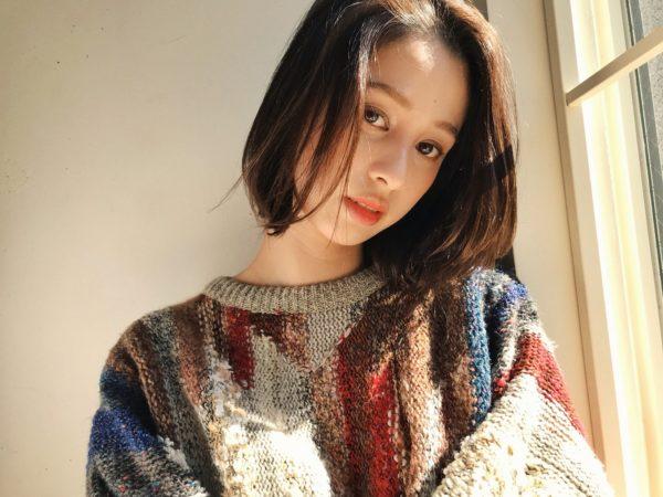 シンプルボブ|【GARDEN harajuku】 安倍 千晶のヘアカタログ