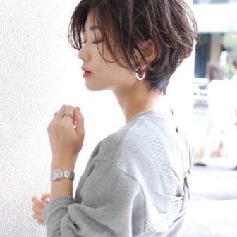 柔らかショートボブ|【SHE DAIKANYAMA】 丸岡 奈央のヘアスタイル|ヘアカタログLALA [ララ]
