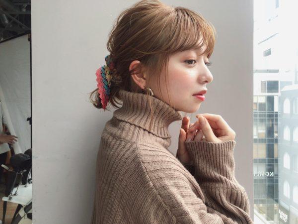 ハイトーンが可愛いシンプルボブ|【drive for garden】一番合戦 彩のヘアスタイル・ヘアアレンジ・髪型|LALA[ララ]