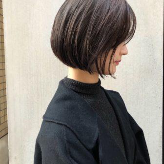 ナチュラル シンプルボブ|【GARDEN Tokyo】川谷 俊勝のヘアスタイル|ヘアカタログLALA[ララ]