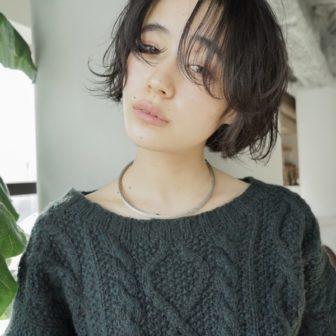 キメすぎないこなれ感あるボブ|【nanuk】佐野 正人のヘアスタイル|ヘアカタログLALA [ララ]