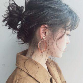 オクレイヤー×ゆるお団子|【drive for garden】一番合戦 彩のヘアスタイル・ヘアアレンジ・髪型|ヘアカタログLALA[ララ]