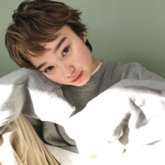 ニュアンスパーマショート|【people】椎 健太郎のヘアスタイル・ヘアアレンジ・髪型|LALA[ララ]