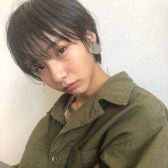 ソフトマッシュショート|【GIFT】chekeのヘアスタイル・ヘアアレンジ・髪型|ヘアカタログLALA[ララ]