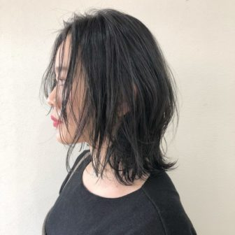 ソフトマッシュウルフ|【GIFT】chekeのヘアスタイル・ヘアアレンジ・髪型|LALA[ララ]