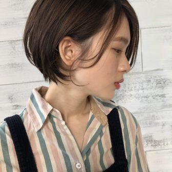 まとまるラフショートボブ|【joemi by Un ami】 大久保 瞳のヘアカタログ|LALA [ララ]