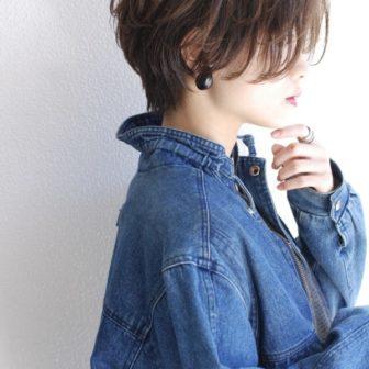 ハンサムショート|【SHE DAIKANYAMA】 丸岡 奈央のヘアカタログ|LALA [ララ]
