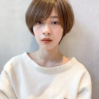 ウザバングショートヘア|【Un ami kichijoji】 岸 直美のヘアカタログ|LALA [ララ]