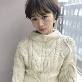 ショートヘア×パーマ|【drive for garden】國武 さゆりのヘアスタイル・ヘアアレンジ・髪型|LALA[ララ]