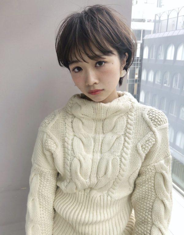 ショートヘア×パーマ|【drive for garden】國武 さゆりのヘアスタイル・ヘアアレンジ・髪型