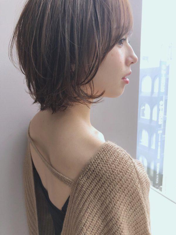 大人ショート 初めてでも安心ショートボブ|【drive for garden】國武 さゆりのヘアスタイル・ヘアアレンジ・髪型