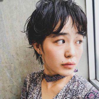 ボーイッシュショート|【nanuk】佐野 正人のヘアスタイル|ヘアカタログLALA [ララ]