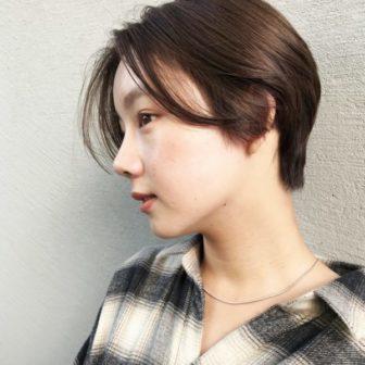 耳かけショート|【JENO】堀江 昌樹のヘアスタイル・ヘアアレンジ・髪型|LALA[ララ]