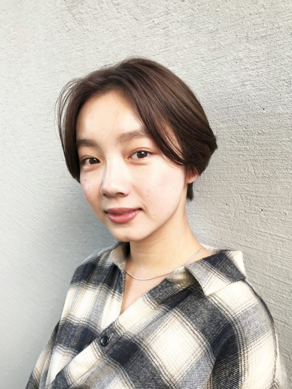 耳かけショート|【JENO】堀江 昌樹のヘアスタイル・ヘアアレンジ・髪型