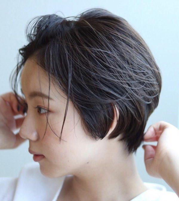 ナチュラルショート|【JENO】堀江 昌樹のヘアスタイル・ヘアアレンジ・髪型