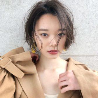 オシャレで可愛いハンサムショートパーマ|【GARDEN Tokyo】今野 佑哉のヘアスタイル・ヘアアレンジ・髪型|LALA[ララ]