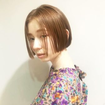 リップライン ボブ|【JENO】堀江 昌樹のヘアスタイル・ヘアアレンジ・髪型|ヘアカタログLALA[ララ]