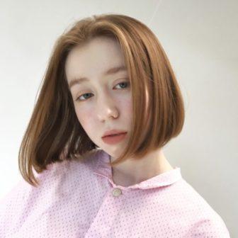 ナチュラルで可愛いボブ|【JENO】堀江 昌樹のヘアスタイル・ヘアアレンジ・髪型・ヘアカタログ|LALA[ララ]