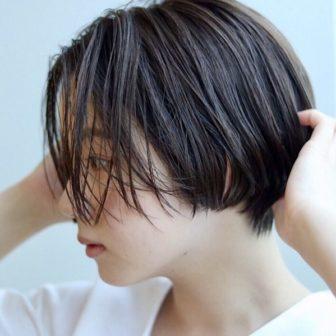ナチュラルショート|【JENO】堀江 昌樹のヘアスタイル・ヘアアレンジ・髪型|ヘアカタログLALA[ララ]