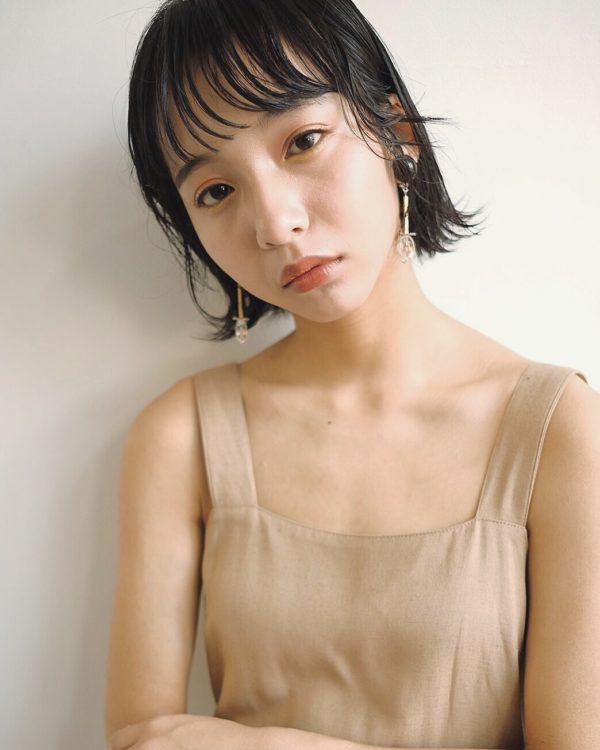 ヌーディーbob|【GIFT】chekeのヘアスタイル・ヘアアレンジ・髪型