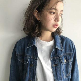 くせ毛風ニュアンスウェーブ|【nanuk】岡村 健太郎のヘアスタイル・ヘアアレンジ・髪型|ヘアカタログLALA [ララ]