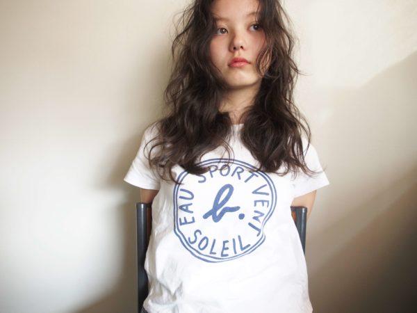 ホットパーマでかける大きめフワフワウェーブ|【nanuk】岡村 健太郎のヘアスタイル・ヘアアレンジ・髪型