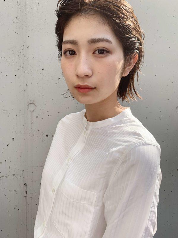 ボブリーゼント|【JENO】堀江 昌樹のヘアスタイル・ヘアアレンジ・髪型|LALA[ララ]