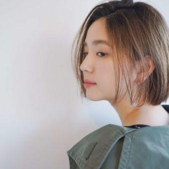 ストパでつくる切りっぱなしボブ|【tsunagu】服部 達哉のヘアスタイル・ヘアアレンジ・髪型|LALA[ララ]