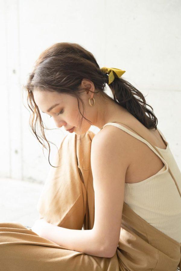 ミディアムパーマに簡単アレンジ|【LOAVE AOYAMA】佐脇 正徳のヘアスタイル・ヘアアレンジ・髪型|LALA[ララ]