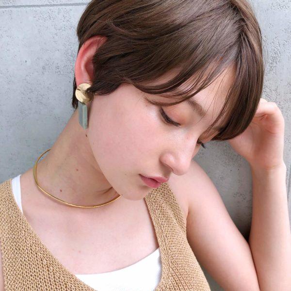 ハンサムマッシュショート|【GARDEN Tokyo】今野 佑哉のヘアスタイル・ヘアアレンジ・髪型|LALA[ララ]