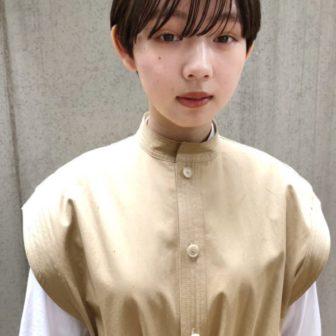 マッシュショート|【JENO】堀江 昌樹のヘアスタイル・ヘアアレンジ・髪型|LALA[ララ]