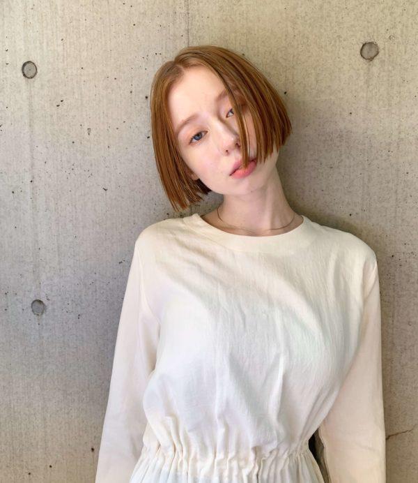 ミニボブ|【JENO】堀江 昌樹のヘアスタイル・ヘアアレンジ・髪型|LALA[ララ]