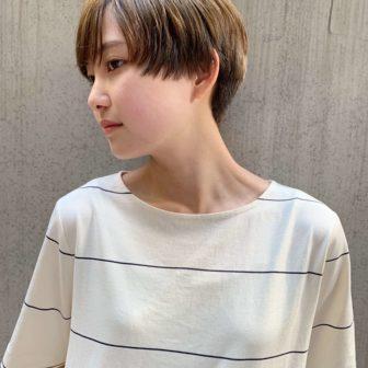 ミニマムショート|【JENO】堀江 昌樹のヘアスタイル・ヘアアレンジ・髪型・ヘアカタログ|LALA[ララ]