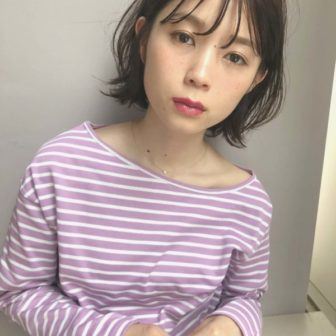 束感 ヘルシーボブ|【drive for garden】國武 さゆりのヘアスタイル・ヘアアレンジ・髪型|ヘアカタログLALA[ララ]