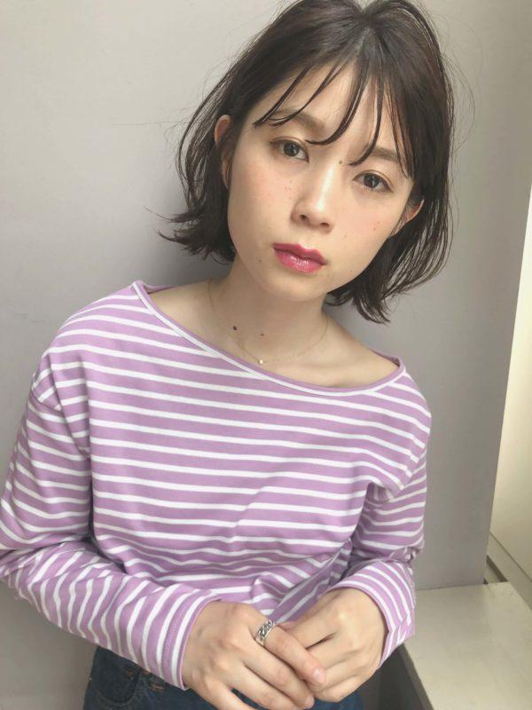 束感 ヘルシーボブ|【drive for garden】國武 さゆりのヘアスタイル・ヘアアレンジ・髪型