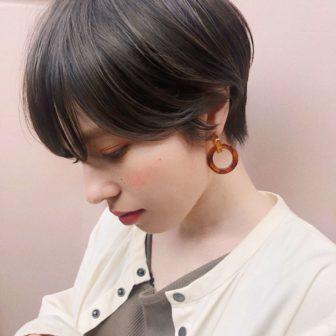 大人なマニッシュショート|【joemi by Un ami】 大久保 瞳のヘアスタイル・髪型|ヘアカタログLALA [ララ]