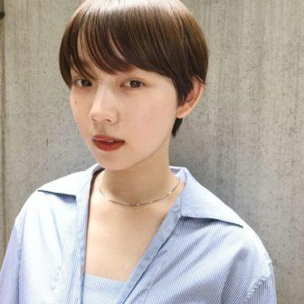 ミニマムショート|【JENO】堀江 昌樹のヘアスタイル・ヘアアレンジ・髪型|LALA[ララ]