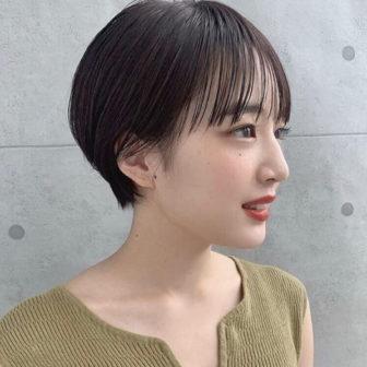 ミニマムタイトショート★ 【GARDEN Tokyo】 KOMAKI のヘアスタイル・髪型 ヘアカタログLALA [ララ]