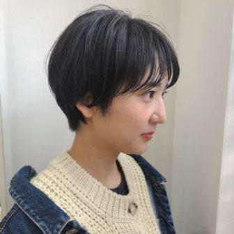 マッシュショート|【GIFT】chekeのヘアスタイル・ヘアアレンジ・髪型|ヘアカタログLALA[ララ]