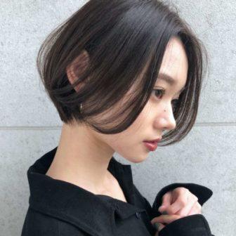 色っぽくてオシャレ可愛いミニボブ|【GARDEN Tokyo】今野 佑哉のヘアスタイル・ヘアアレンジ・髪型|LALA[ララ]